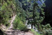 Wandelroute Manaslu trekking