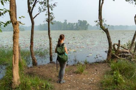 Ghoda Ghodi meer in West Nepal