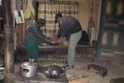 Keuken in Bulbule in Rara Nationaal Park