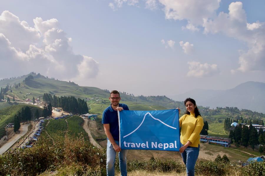travel Nepal in Oost Nepal