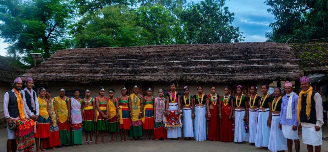 Tharu cultuur in het zuiden van Nepal